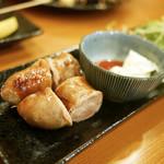 志満津 - 5食限定 自家製ソーセージ ¥480