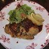 BISTRO309 - 料理写真:ハンギングテンダーのカツレツ