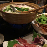 坐・和民 - ほくほくの鍋!