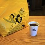 パンのトラ - コーヒー無料サービス