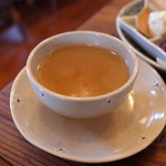 珈琲達磨堂 - スープ