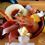 和風レストラン やまさ - 海鮮丼1500円