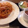 ねむの木 - 料理写真:ナポリタン¥800