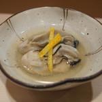 新橋鶴八 - 牡蠣