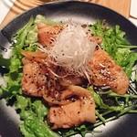 どまん中 - 豚の生姜焼き