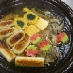 丹南茶寮 - すっぽん丸なべ