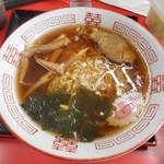 えちごや - 料理写真:ラーメン 500円