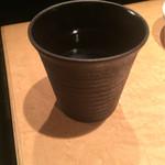 炭火 酒蔵 喜多 - 明るい農村(お湯割)