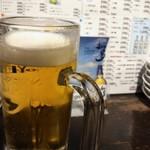 60642065 - ビールはエビスとプレモル