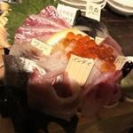 ニューワールド - 地魚5種盛り