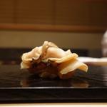鮨 とかみ - 2016/12_煮蛤