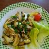 おのうえ - 料理写真:つぶ貝ニンニクバター炒め