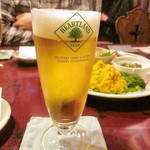 横濱酒房 銀の鍵亭 - ドリンク写真:生ビール