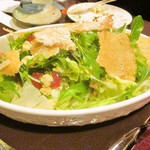 横濱酒房 銀の鍵亭 - サラダ
