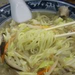 蛸八 - タンメン麺