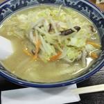蛸八 - タンメン