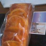 60643545 - パウンドケーキ・オレンジ