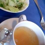 60643555 - サラダ/スープ