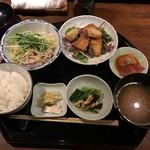赤坂 多に川 - 【ランチ…1,300円】♫2016/12