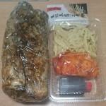 60644489 - 煮豚セット(タレ、穂先メンマ、キムチ、本枯本節)