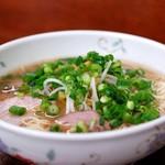 中華そば きくま - 料理写真: