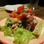 福島クラフトビールキッチンPOGO - ☆【POGO】さん…蛸とセロリのマリネ(≧▽≦)/~♡☆