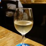 福島クラフトビールキッチンPOGO - ☆白ワイン(●^o^●)☆