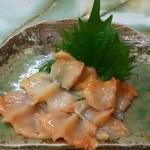 小松 - 赤貝刺身