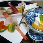 日本料理 鰻割烹  新川 - 四季の前菜