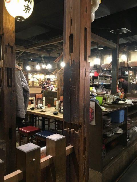 宮崎県日南市 塚田農場 赤羽店 - tukada:店内