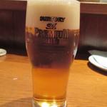 びすとろ UOKIN - まずは生ビールで乾杯