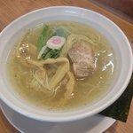 麺処 凪 - 塩らぁ~麺