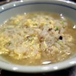 日本料理 新宿 あぐら屋 - シメは雑炊
