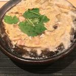 ぎをん 遠藤 - 穴子の柳川煮