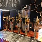Beer&BBQ - ビアサーバー