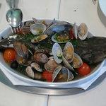 ラ カーサ ディ ナオ - 糸島鮮魚の香味蒸し