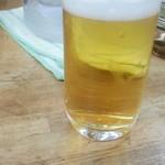 60651368 - 「ビール(小瓶)」(440円)