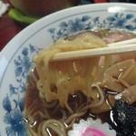 東池袋大勝軒 - 煮干し中華は細麺デス