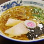 清見そば本店 - 料理写真:ラーメン