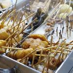 おにぎりのまるしま - 料理写真:おでん鍋