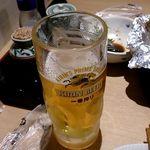 花華 - ドリンク写真:ビール