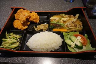 大連 - 中華定食