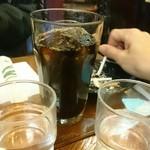 コーヒー苑 - アイスコーヒー
