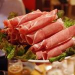 餃子坊 豚八戒 - 羊肉