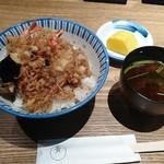 名月 - 天丼 1,620円