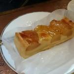 コーヒー苑 - りんごのタルト