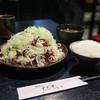 黒豚屋 らむちぃ - 料理写真:味噌かつ定食☆
