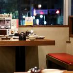 日南市 じとっこ組合 - テーブル席