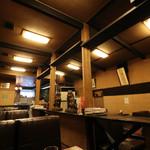 コーヒー専門店 ライオン - 内観☆