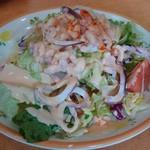 サイゼリヤ - シーフードサラダ